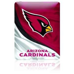 Skin (Fits Latest Apple iPad); NFL Arizona Cardinal Logo Electronics