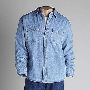 Mens Denim Shirt  Covington Clothing Mens Outerwear