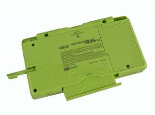 Green Full Housing Shell Case For Nintendo DS Lite NDSL