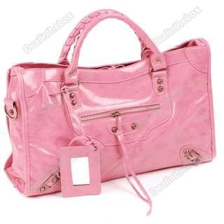 Fashion Womens Ladies PU Leather Shoulder Bag Tote Bags Handbag Purse