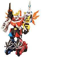 Power Rangers Samurai Deluxe Megazord   Bandai