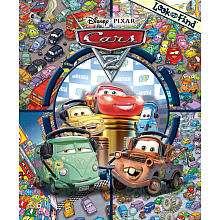 Disney Pixar Cars 2   Look and Find Book   Publications INTL   ToysR