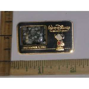 Mouse Pin, Walt Disney World 2003 Series Mickey Mouse, Walt Disney