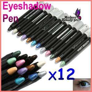 PCS Different Color Cosmetic Eyeshadow Pen Lip Eye Liner Makeup Pencil