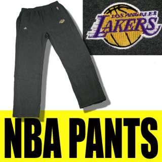 LOS ANGELES LAKERS MENS PANTS FLEECE NBA ADIDAS 3XLT