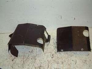 John Deere 316 w/ Onan Engine Cylinder Head Tins Covers