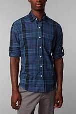 Hawkings McGill New Breezy Plaid Dress Shirt