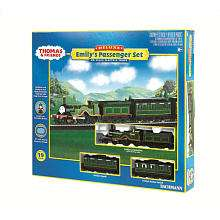 Bachmann Thomas & Friends Emilys Electric Passenger Train Set