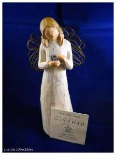 Willow Tree Angel of Peace (26002), w/Sentiment Card