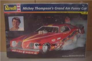Revell Mickey Thompsons Grand Am Funny Car FSMIB 1/16