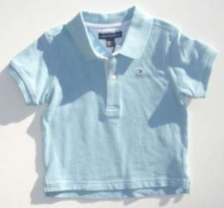 NWT New Tommy Hilfiger Boys Classic Polo Shirt sz 5