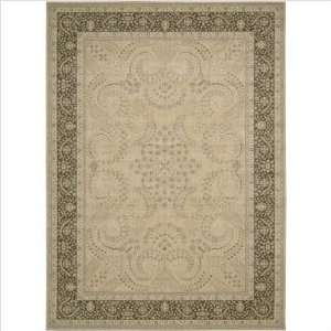 Persian Empire PE25 Sand Oriental Rug Size: 79 x 1010 Rectangle