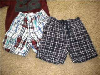 large lot baby boy summer clothes 6 12 months ~Gymboree, Old Navy