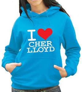 Love Cher Lloyd Hoody   X Factor any colour (1143)