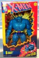 men BEAST Action Figure 10 inch TOY BIZ 1994 Xmen