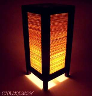 Japanese Chinese Bedroom Oriental Table Lamp Shades