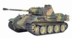 Dragon Armor WWII German 1/35 scale Panther G Tank Late Production