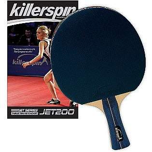 200 Table Tennis Racket  Killerspin Fitness & Sports Game Room Table