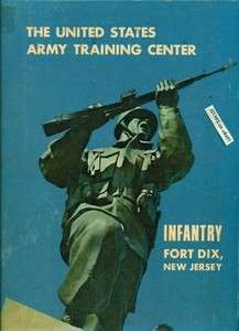 1967 U.S. ARMY BASIC SCHOOL YEARBOOK, ARMY TRAINING CENTER, FORT DIX