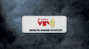 2010 2011 Toyota Camry Hybrid OEM Remote Engine Start