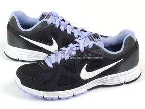 Nike Wmns Revolution MSL Black/White Purple 2012 Womens Running 488151