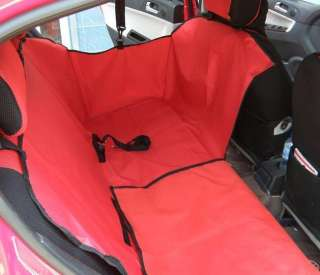 Dog Cat Seat Cover Safety Pet Waterproof Hammock For Your Car