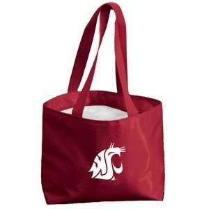 Washington State Cougars Tote Bag