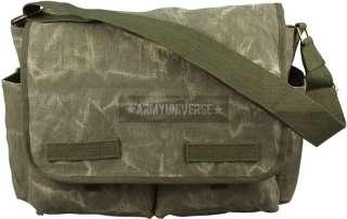 Vintage Military Classic Shoulder & Tote Messenger Bags