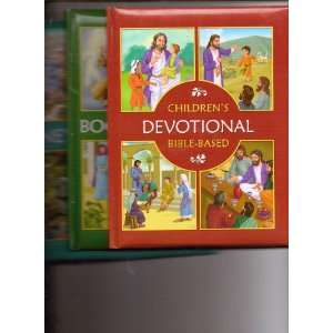 Childrens Bible Based Collection 4 Pack ~ Old & New Testament, Book