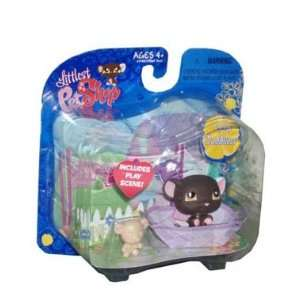 Exclusive Single Pack Brown Mouse [Teddy Bear & Basket] Toys & Games