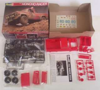4x4 JEEP HONCHO Racer Truck Pickup 7390 125 Revell Model Kit Vtg