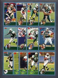 2003 2005 06 2008 Topps Complete Factory Football Set