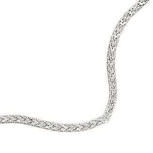 Riccio Necklace  Jewelry Sterling Silver Pendants & Necklaces