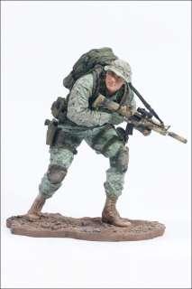 Army Paratrooper & Marine Corps R McFarlanes Exclusive