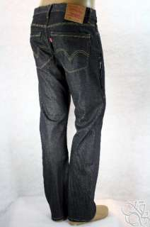 LEVIS JEANS 514 Slim Fit Straight Leg Rigid Dragon Mens Pants New