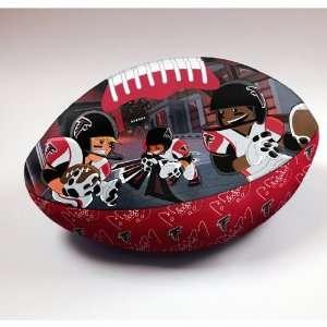 Atlanta Falcons NFL Football Rush Pillow