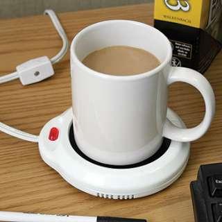NEW Mug Warmer Mini Hot Plate Keeps Drink Perfect Temp