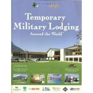 Military Lodging Around the World (9781931424189): Sr. William Roy