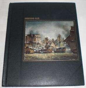 Time Life Books, The Seafarers, Fighting Sail