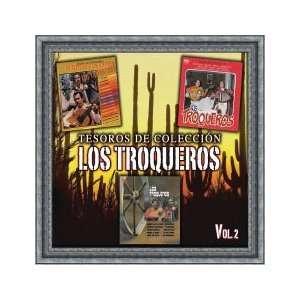 : Tesoros De Coleccion Discos Originales Y Mas: LOS TROQUEROS: Music