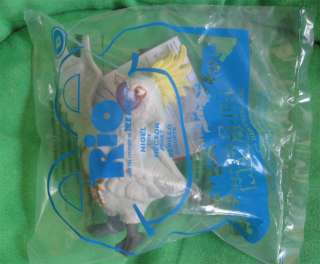 YOU PICK Happy Meal McDonald Toys RIO the Movie NIP 11