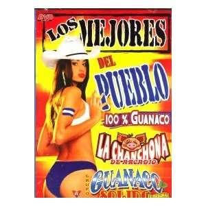 Mejores Del Pueblo 100% Guanaco Salvador Movies & TV