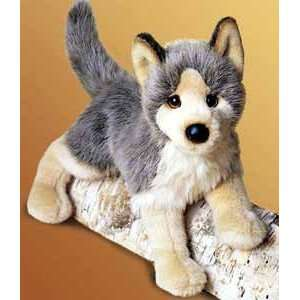 Wolf Plush Toys & Games