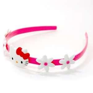 Hello Kitty Flower Hair Band for Little Girl Toys & Games