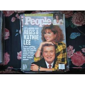 People Weekly (Regis Philbin & Kathie Lee GiffordTVs