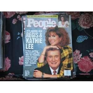 People Weekly (Regis Philbin & Kathie Lee GiffordTVs