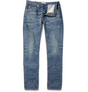 Clothing  Jeans  Skinny leg  Pax Slim Fit Washed Jeans