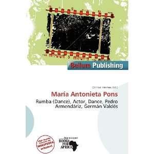 María Antonieta Pons (9786200854384): Othniel Hermes