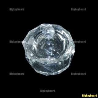Crystal Dappen Dish Nail Art Acrylic Liquid Powder