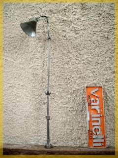 FRENCH wall light Machine age Industrial factory lamp